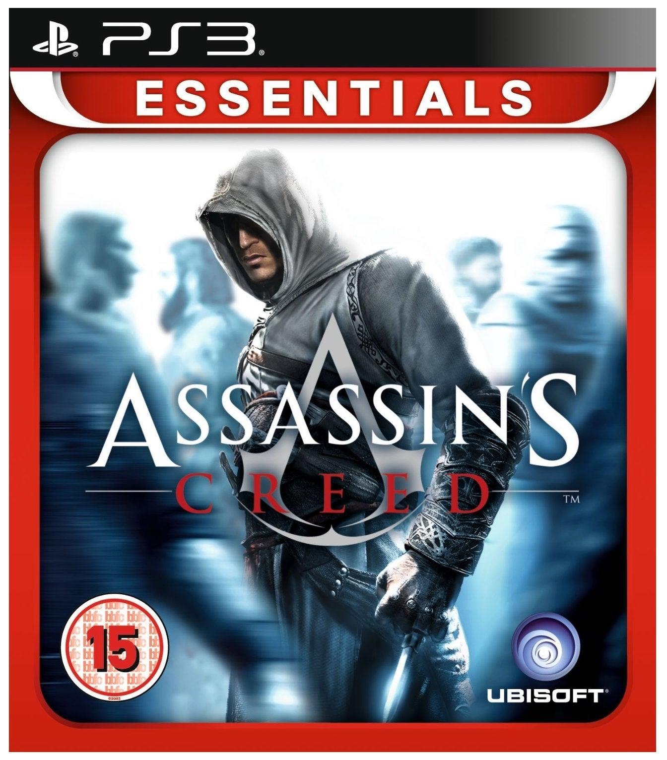 Ubisoft Assassins Creed Essentials PS3 Playstation 3 Game