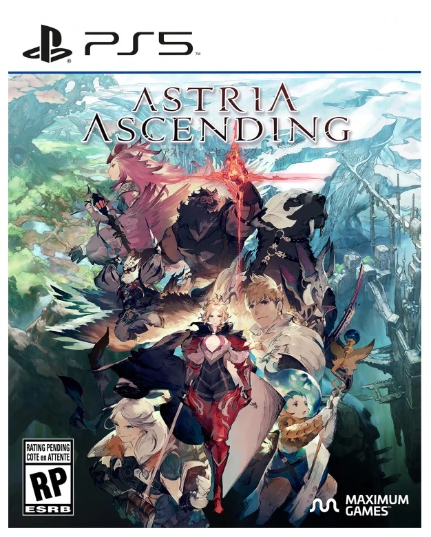 Dear Villagers Astria Ascending PS5 PlayStation 5 Game