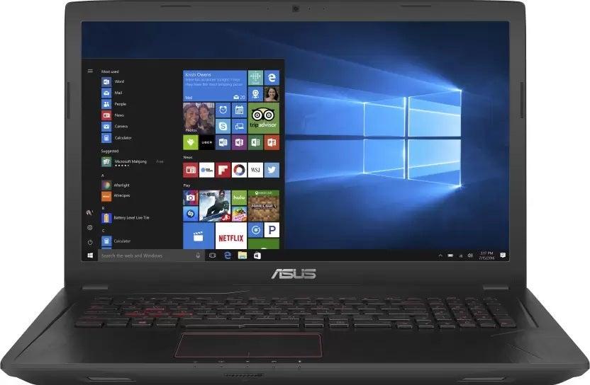 Asus FX553 15 inch Laptop