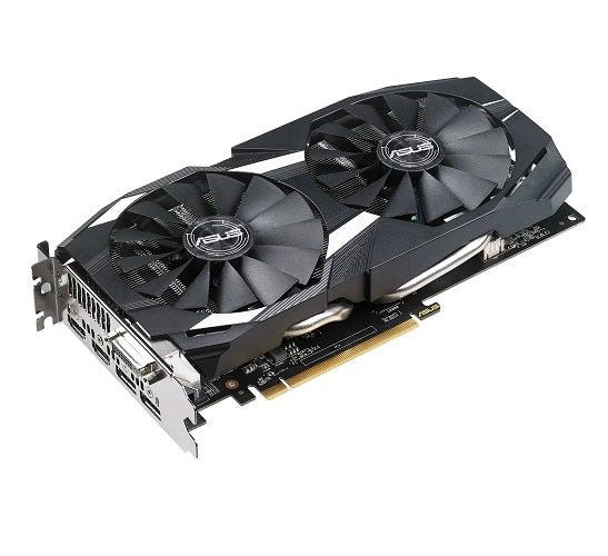 Asus Radeon RX 580 OC Edition Graphics Card