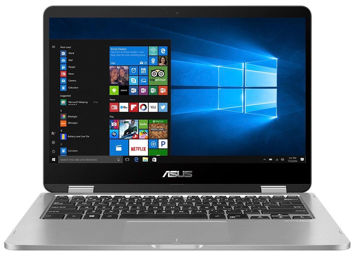 Asus VivoBook Flip 14 TP401 14 inch 2-in-1 Laptop
