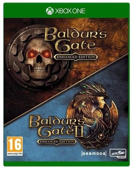 Atari Baldurs Gate Enhanced Edition Xbox One Game