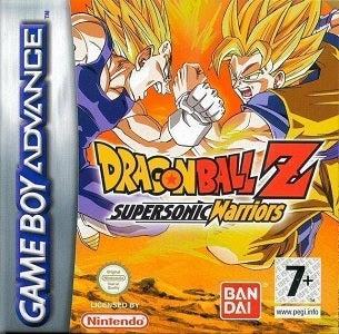 Atari Dragon Ball Z Supersonic Warriors GameBoy Game