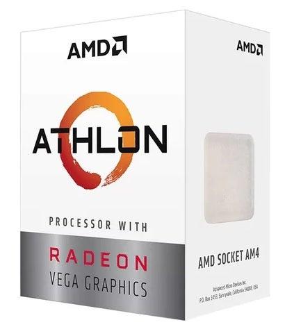 AMD Athlon 240GE 3.5GHz Processor
