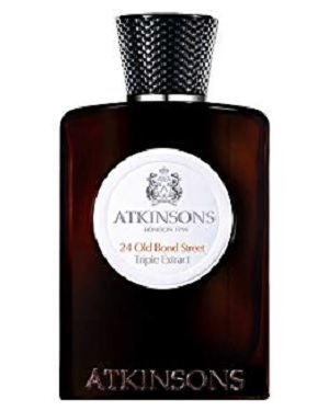 Atkinsons 1799 24 Old Bond Street Triple Extract Unisex Cologne