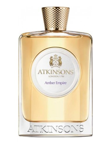 Atkinsons 1799 Amber Empire 100ml EDT Unisex Cologne