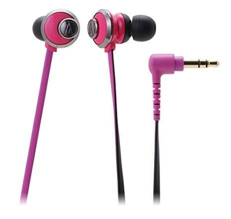 Audio Technica ATHCKF77 Headphones