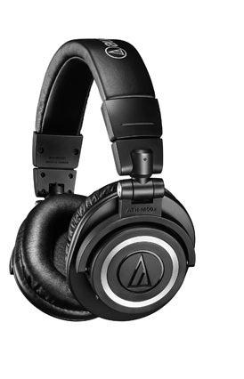 Audio Technica ATHM50xBT Headphones