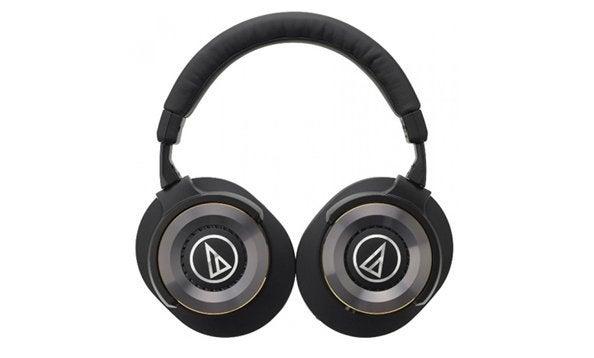 Audio Technica ATHWS1100iS Headphones