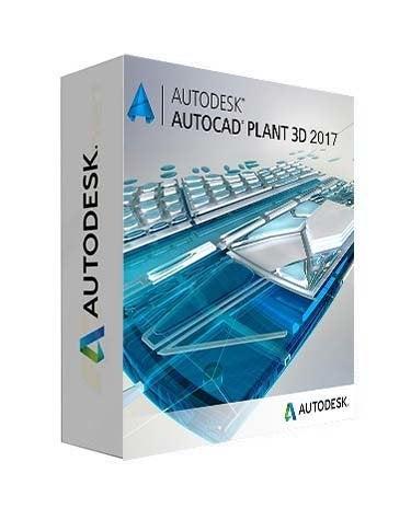Autodesk AutoCAD Plant 3D 2017 Graphics Software