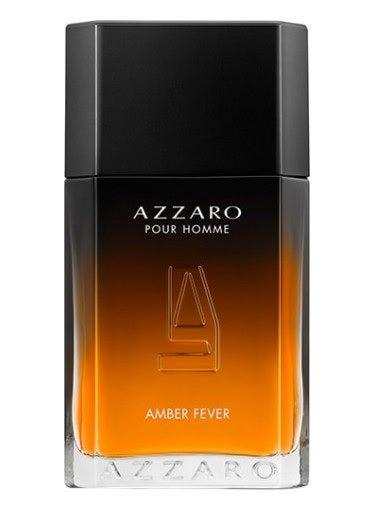 Azzaro Amber Fever Men's Cologne