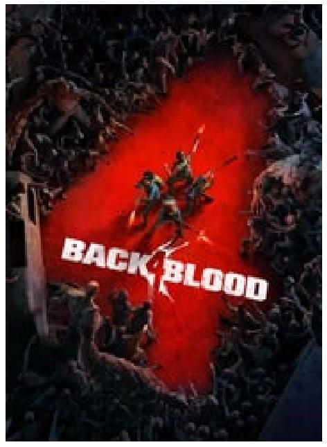 Warner Bros Back 4 Blood PC Game