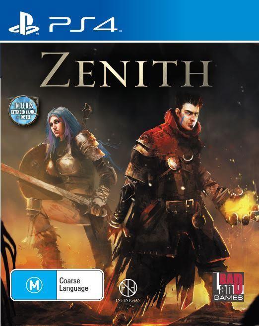 Badland Games Zenith PS4 Playstation 4 Game