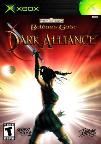 Interplay Baldurs Gate Dark Alliance Refurbished Xbox Game