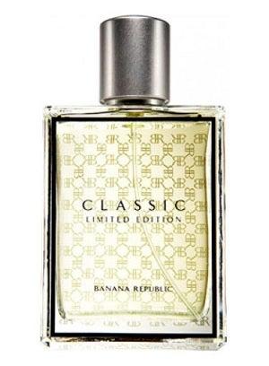 Banana Republic Classic Limited Edition Unisex Cologne
