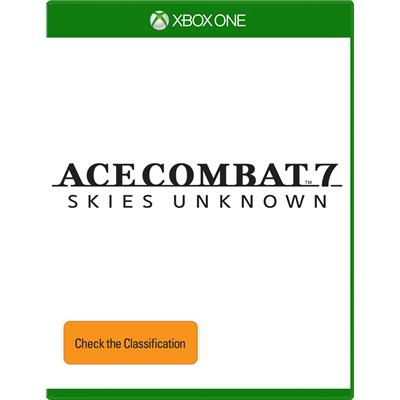 Bandai ACE Combat 7 Skies Unknown Xbox One Game