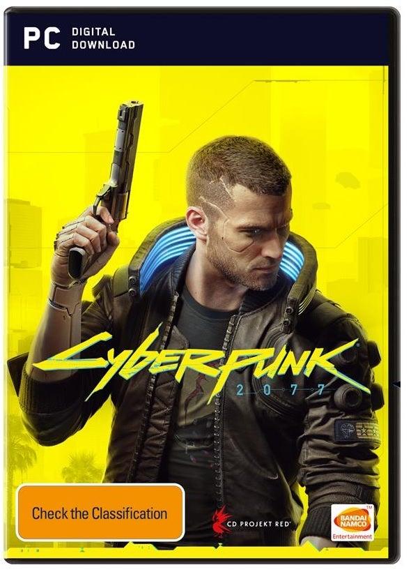 Bandai Cyberpunk 2077 PC Game