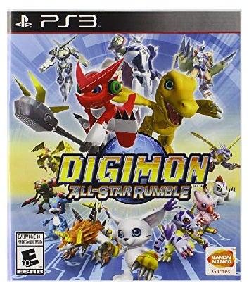 Bandai Digimon All Star Rumble PS3 Playstation 3 Game