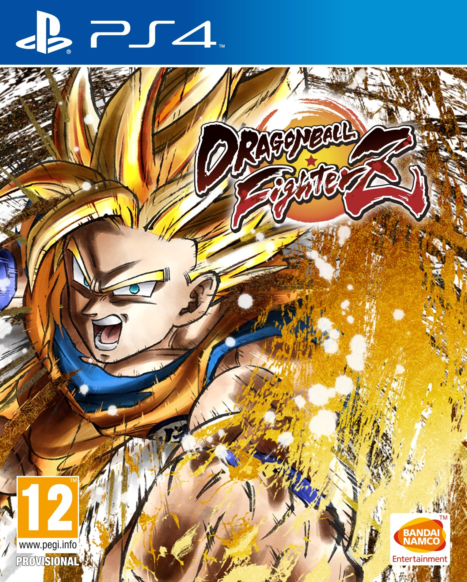 Bandai Dragon Ball FighterZ PS4 Playstation 4 Game