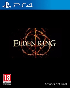 Bandai Elden Ring PS4 Playstation 4 Game