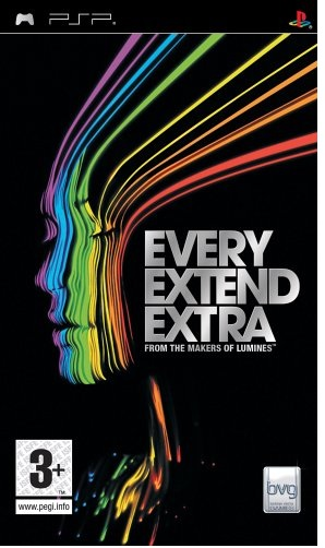 Bandai Every Extend Extra PSP Game