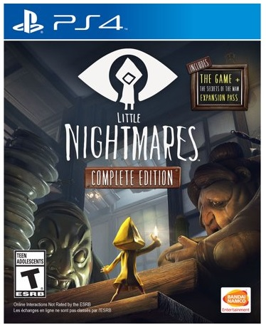 Bandai Little Nightmares Complete Edition PS4 Playstation 4 Game