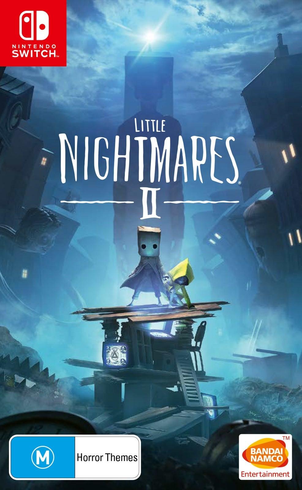Bandai Little Nightmares II Day One Edition Nintendo Switch Game