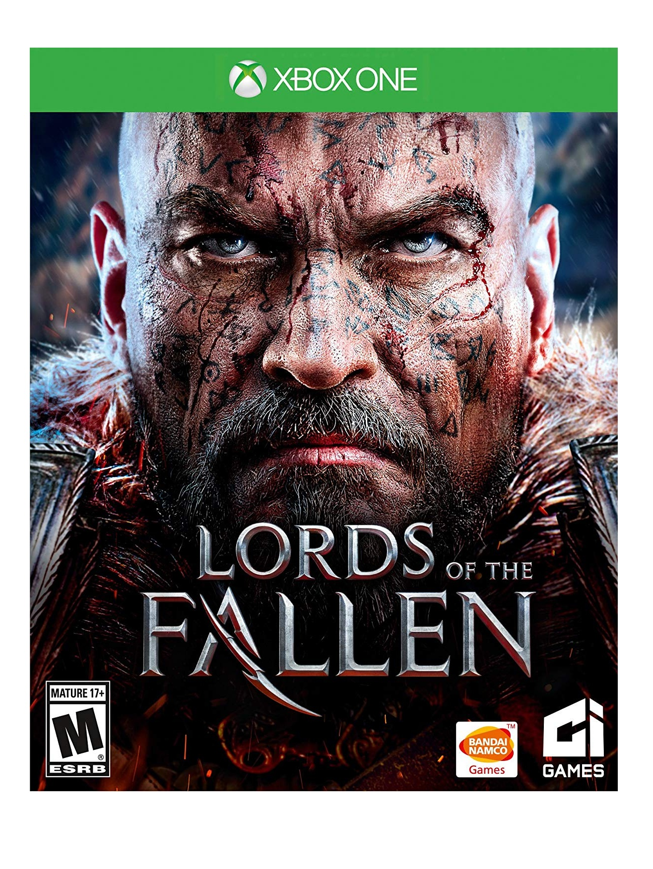 Bandai Lords Of The Fallen Xbox One Game