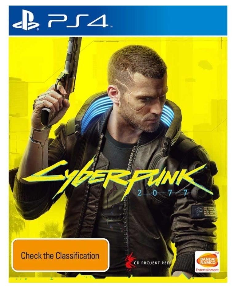 Bandai Namco Cyberpunk 2077 PS4 Playstation 4 Game