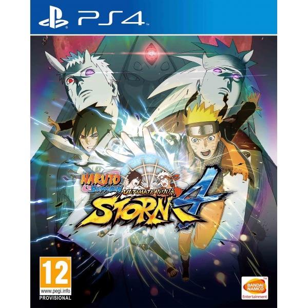 Bandai Namco Naruto Shippuden Ultimate Ninja Storm 4 PS4 Playstation 4 Game