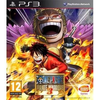 Bandai One Piece Pirate Warriors 3 PS3 Playstation 3 Game