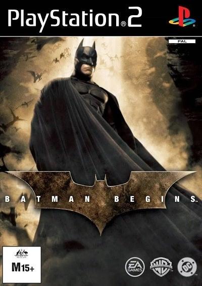 Electronic Arts Batman Begins Refurbished PS2 Playstation 2 Game