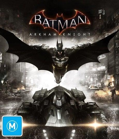 Batman Arkham Knight PS4 Playstation 4 Game