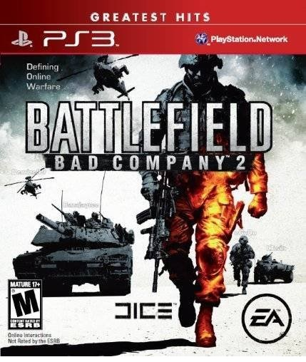 Electronic Arts Battlefield Bad Company 2 Greatest Hits PS3 Playstation 3 Game