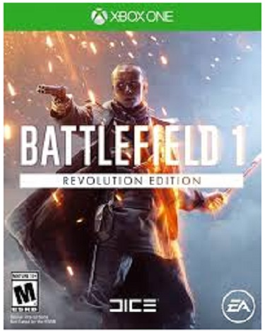Electronic Arts Battlefield 1 Revolution Edition Xbox One Game