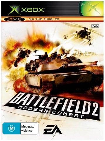 Electronic Arts Battlefield 2 Modern Combat Xbox Game