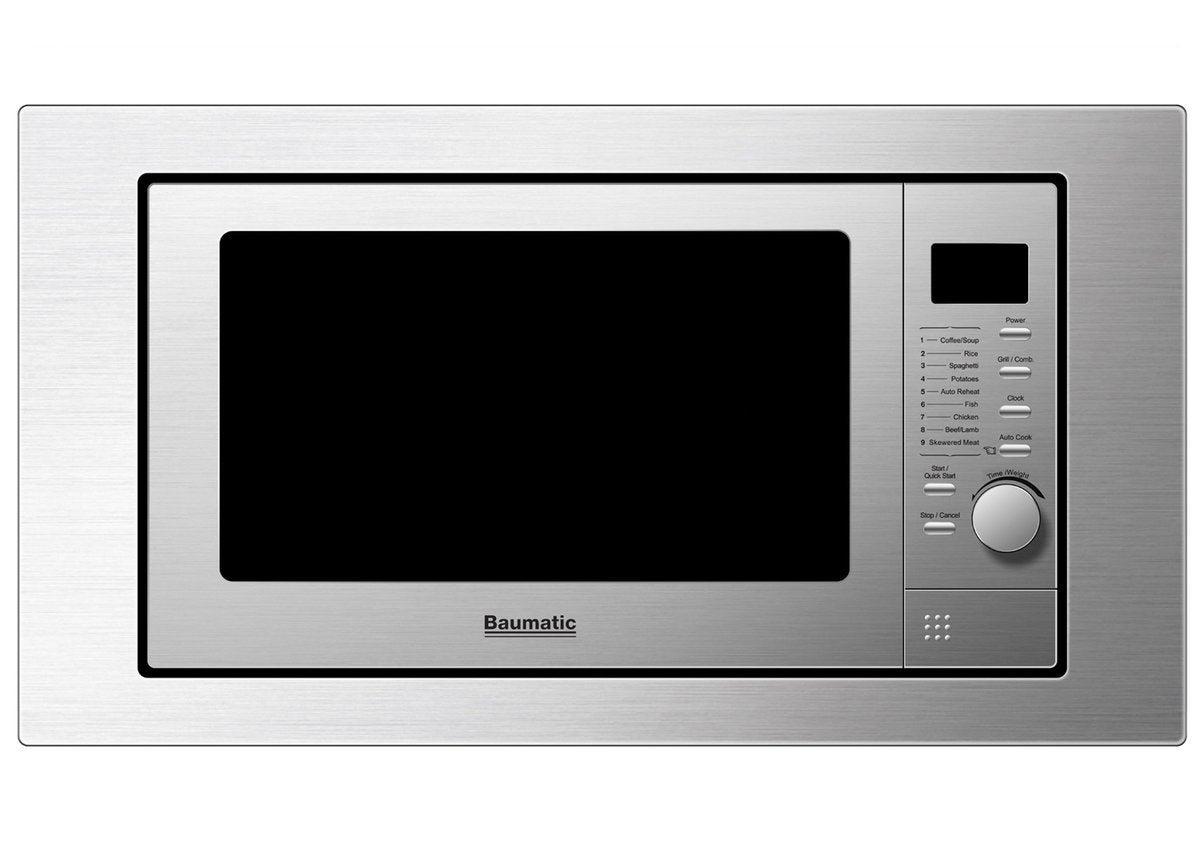 Baumatic BMGI250SS Microwave Oven