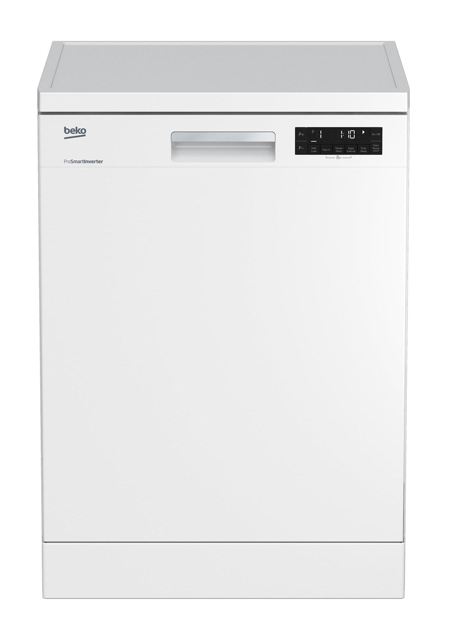Beko BDF1620W Dishwasher