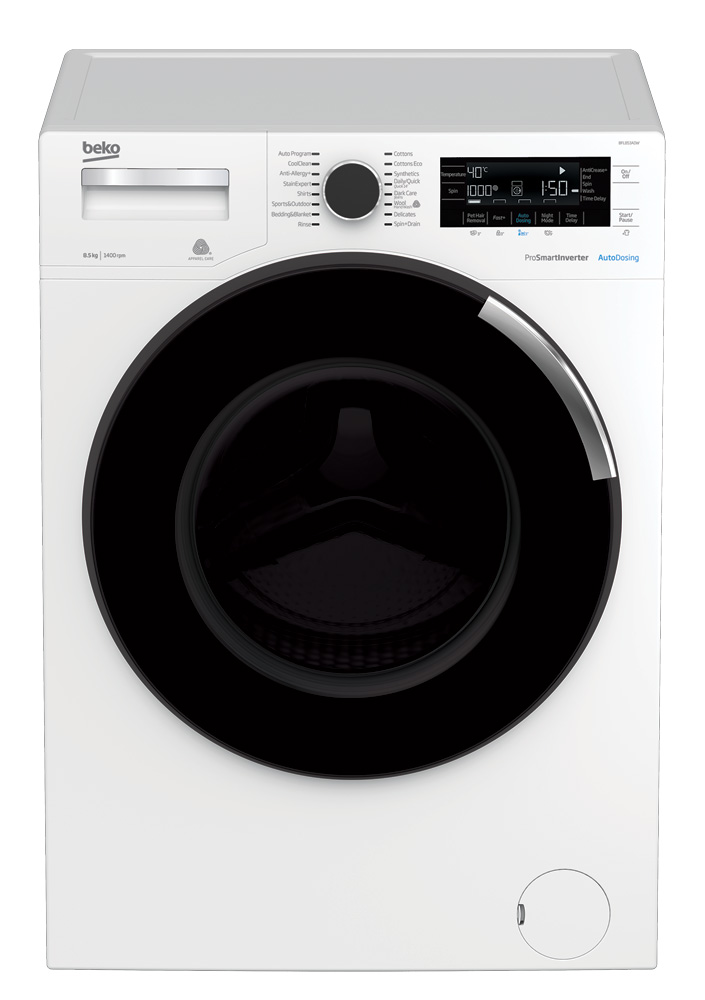 Beko BFL853ADW Washing Machine