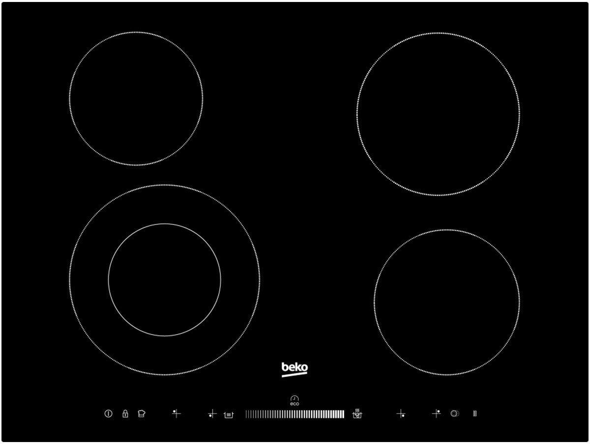 Beko HIC74502T Kitchen Cooktop