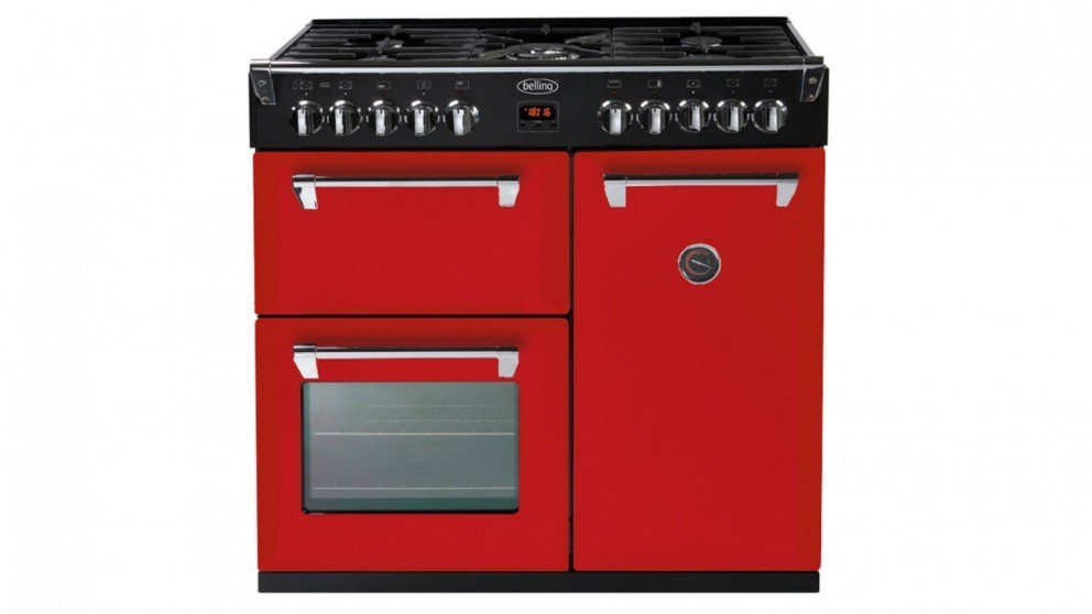 Belling BR900DFRE Oven