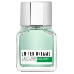 Benetton United Dreams Be Strong 100ml EDT Men's Cologne