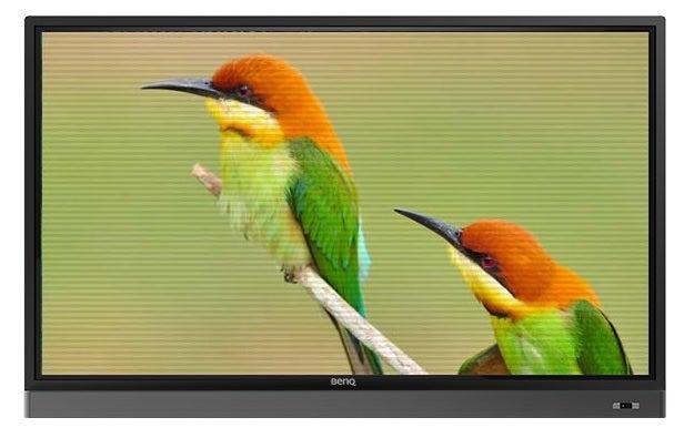 Benq RM7501K 75inch DLED UHD TV