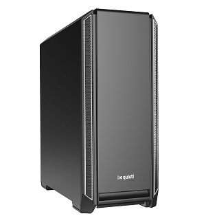 Be quiet Silent Base 601 Mid Tower Computer Case
