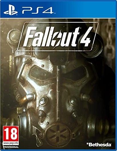 Bethesda Softworks Loading Human PS4 Playstation 4 Game