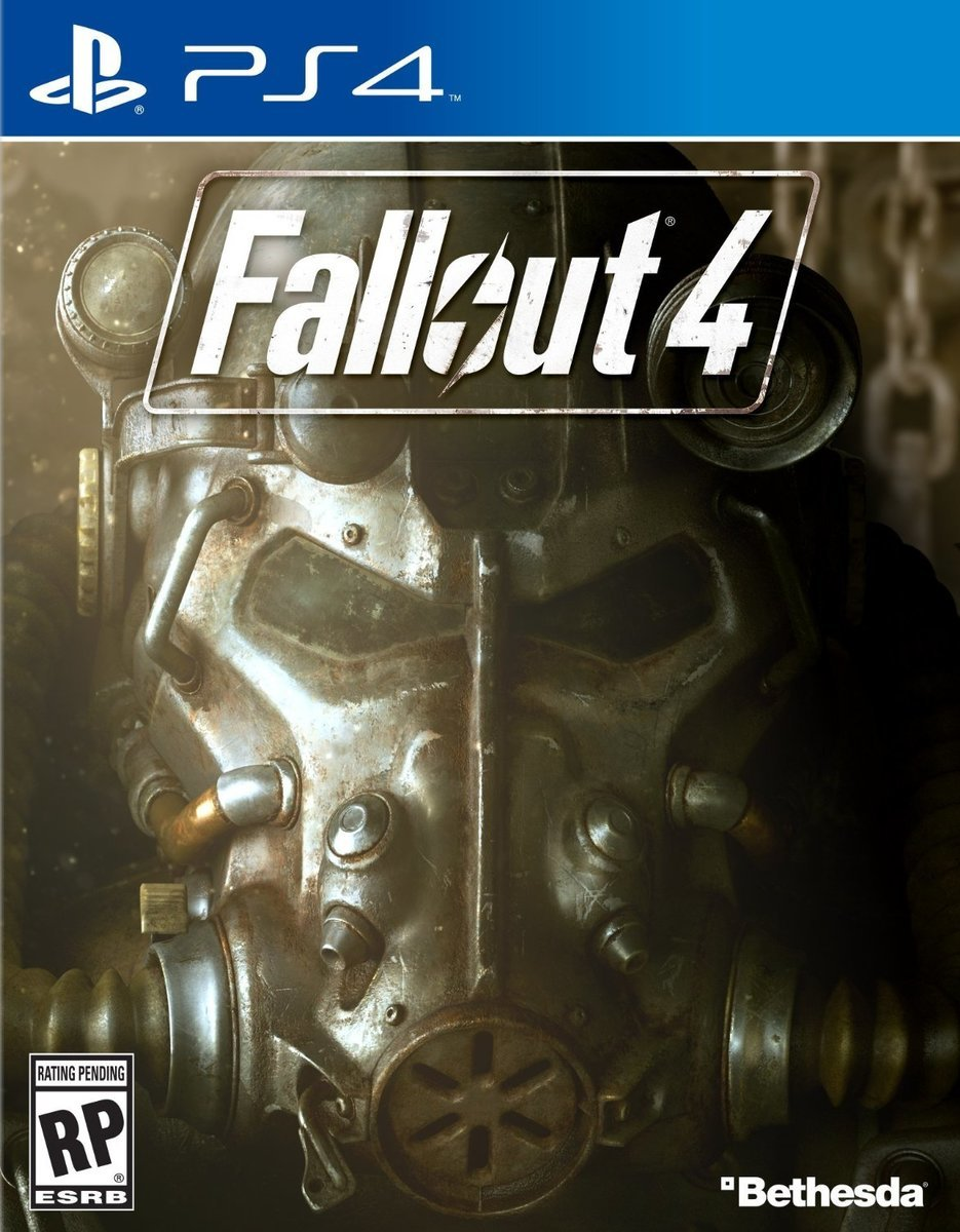 Bethesda Softworks Fallout 4 PS4 Playstation 4 Game