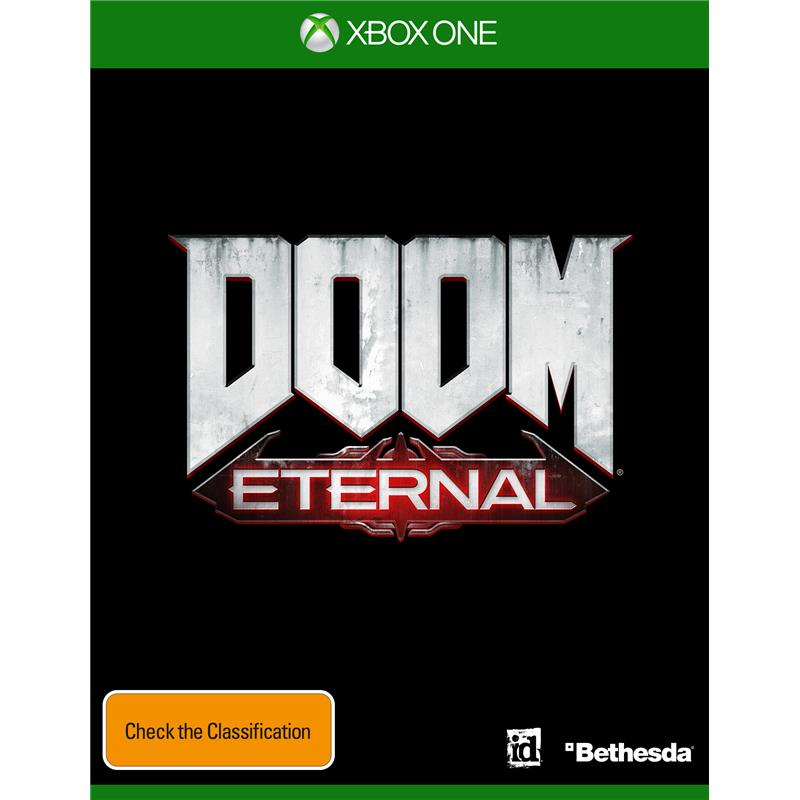 Bethesda Softworks DOOM Eternal Xbox One Game