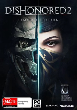 Bethesda Softworks Dishonored 2 Limited Edition PC Game