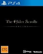 Bethesda Softworks Elder Scrolls Online  PS4 Playstation 4 Game
