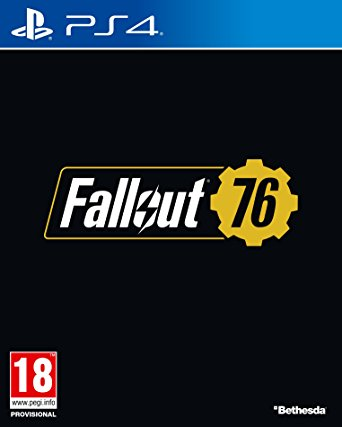 Bethesda Softworks Fallout 76 PS4 Playstation 4 Game
